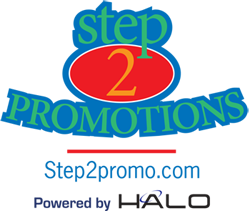 Step 2 Promotions, LLC./Powered by HALO